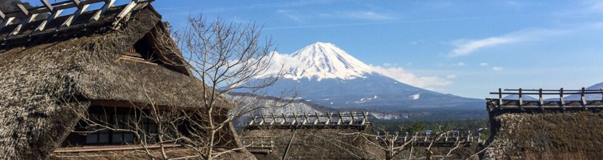 Mount Fuji – view and sightseeign