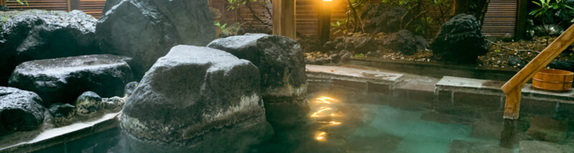The Japanese Hotsprings – guide to Onsen in Japan