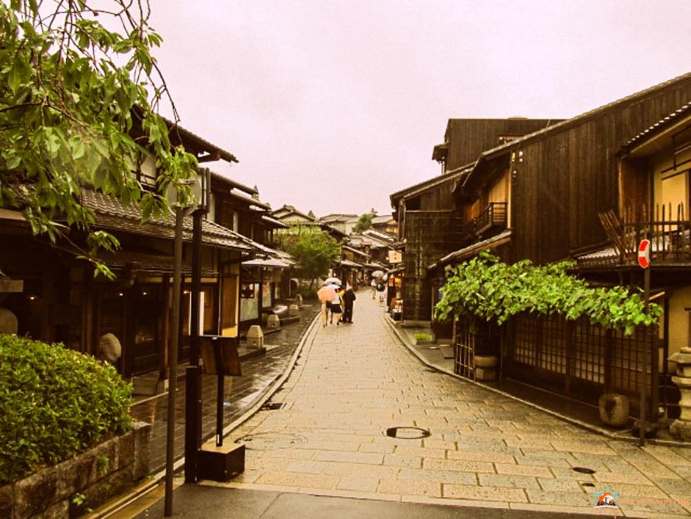 Kyoto in un giorno, per le vie di Kyoto