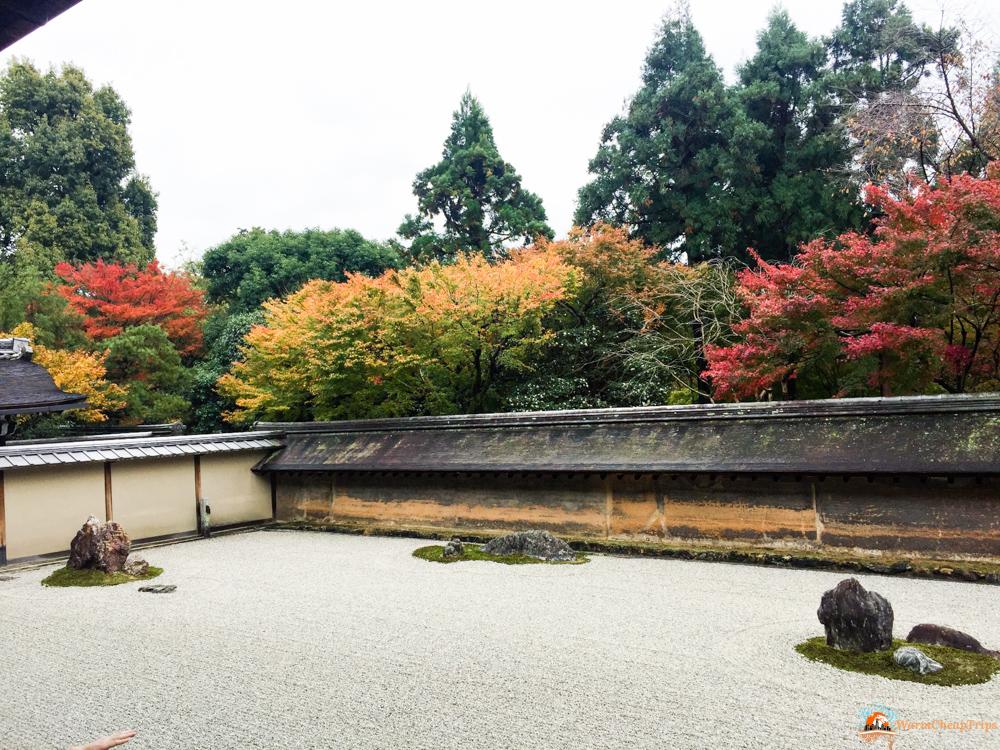Ryoanji Zen Garden, Tokyo
