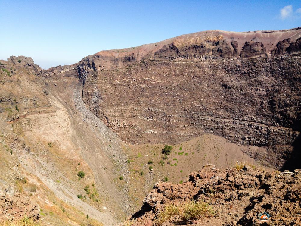 Camminare su un vulcano: escursione sul Vesuvio