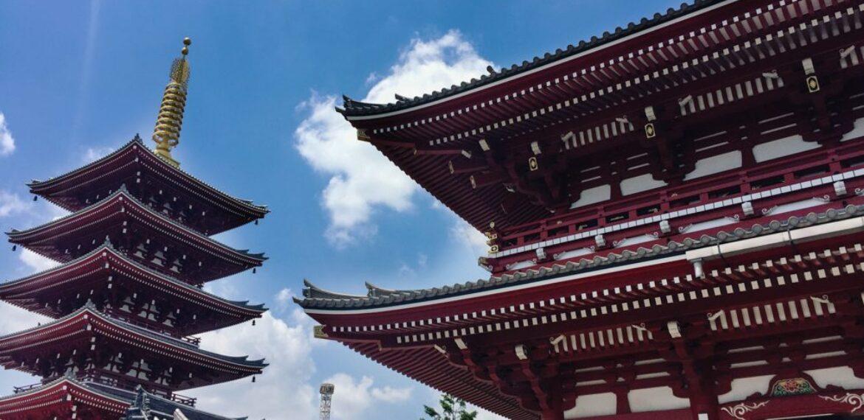 Asakusa Shichifukujin Meguri, il pellegrinaggio delle sette divinità della fortuna