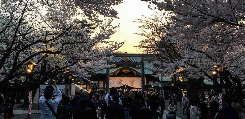 Caduti di Guerra: il Santuario Yasukuni di Tokyo