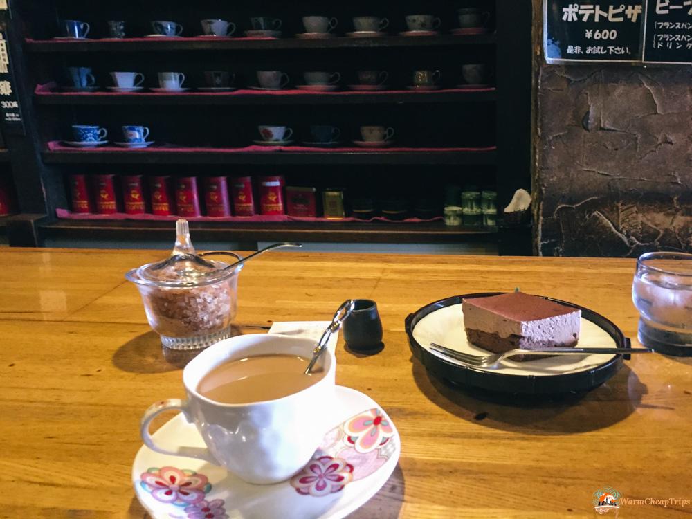 I cafè più particolari di Tokyo