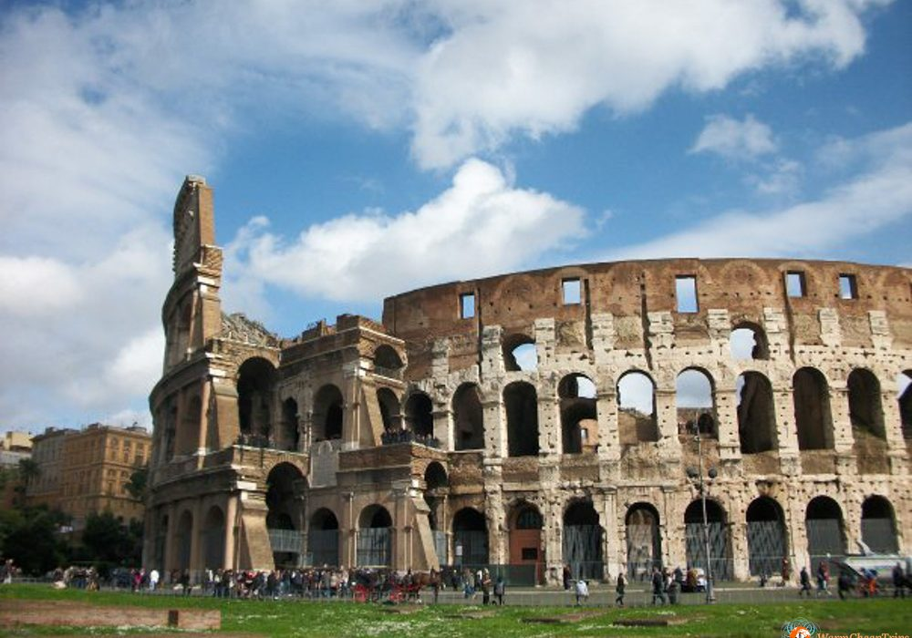 Itinerario Per Visitare Roma In Un Giorno Warmcheaptrips