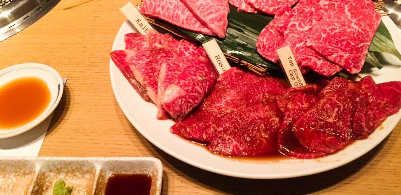 Mangiare manzo giapponese a Tokyo: Ryotei Manpuku