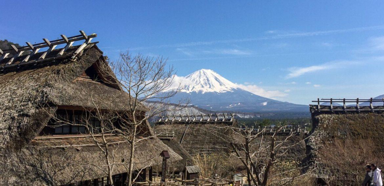 Visitare i dintorni del Monte Fuji