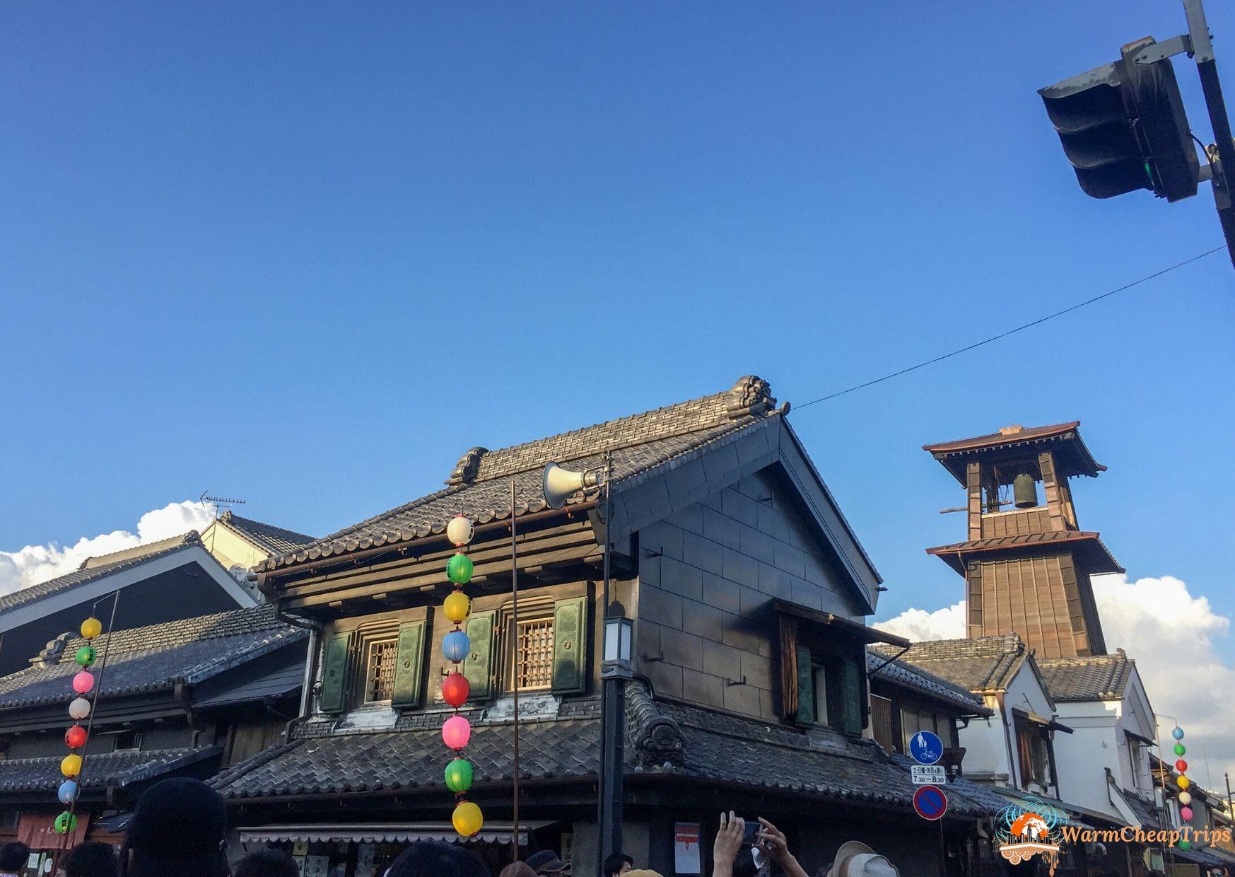Escursioni da Tokyo: Kawagoe
