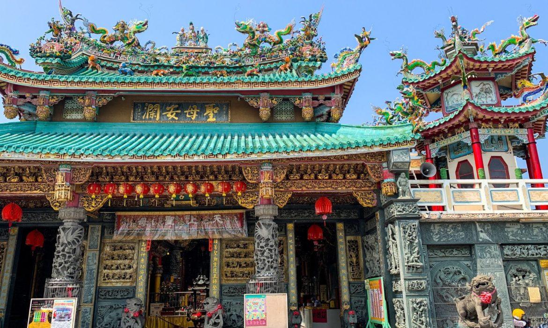 Cosa vedere a Tainan: Mazu Temple