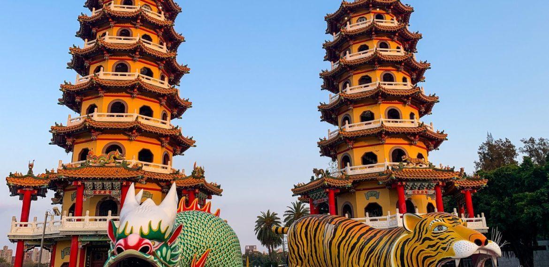 Kaohsiung, la mia città preferita di Taiwan