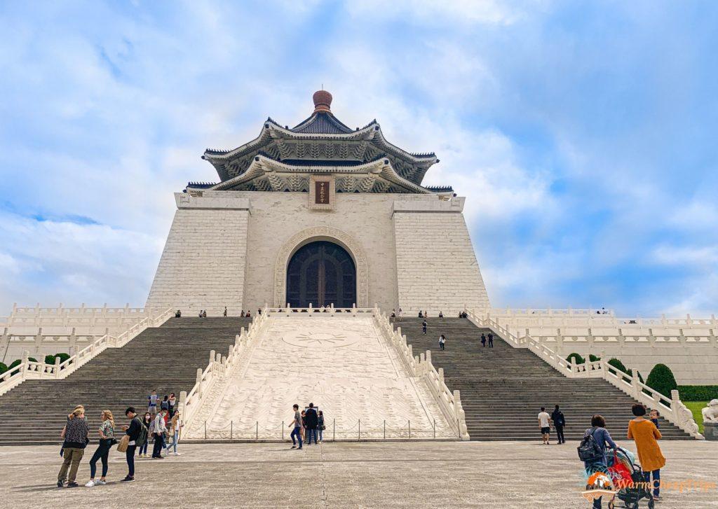 Itinerario a Taiwan: Taipei