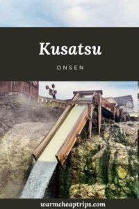Kusatsu Onsen