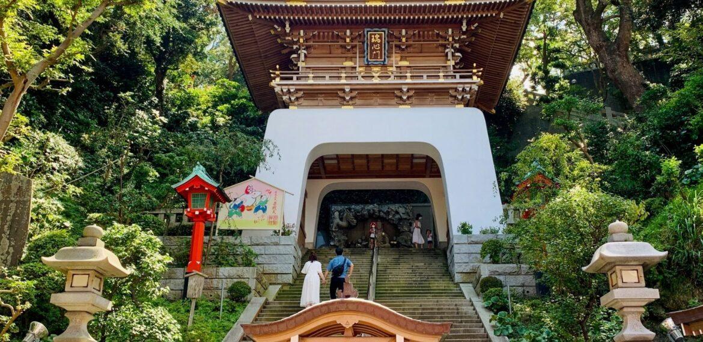 L'isola di Enoshima e la leggenda del drago