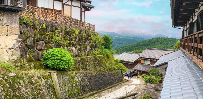 Lungo la valle del Kiso: percorrere la Nakasendo tra Magome e Tsumago