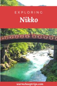 Exploring Nikko
